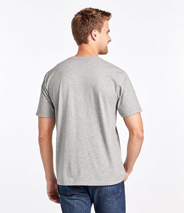 Men's Carefree Unshrinkable Shirt with Pocket, , large image number 2