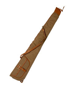 Maine Guide Waxed-Canvas Shotgun Case