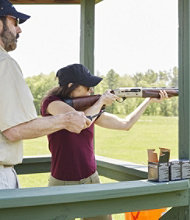 Women's-Only Introduction to Shotgun Sports Course
