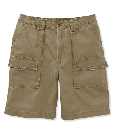 Men's Pathfinder Shorts, Canvas 9 Inseam | Free Shipping at L.L.Bean