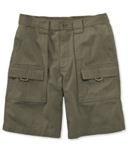 "Pathfinder Shorts, Canvas 9"" Inseam"