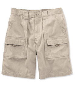 "Men's Pathfinder Shorts, Canvas 9"" Inseam"