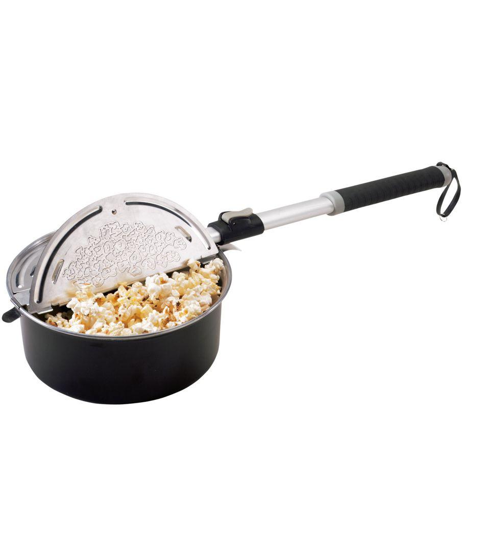 Campfire Popcorn Set