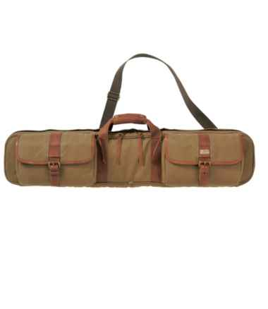 Maine Guide Waxed-Canvas Four-Piece Rod Case