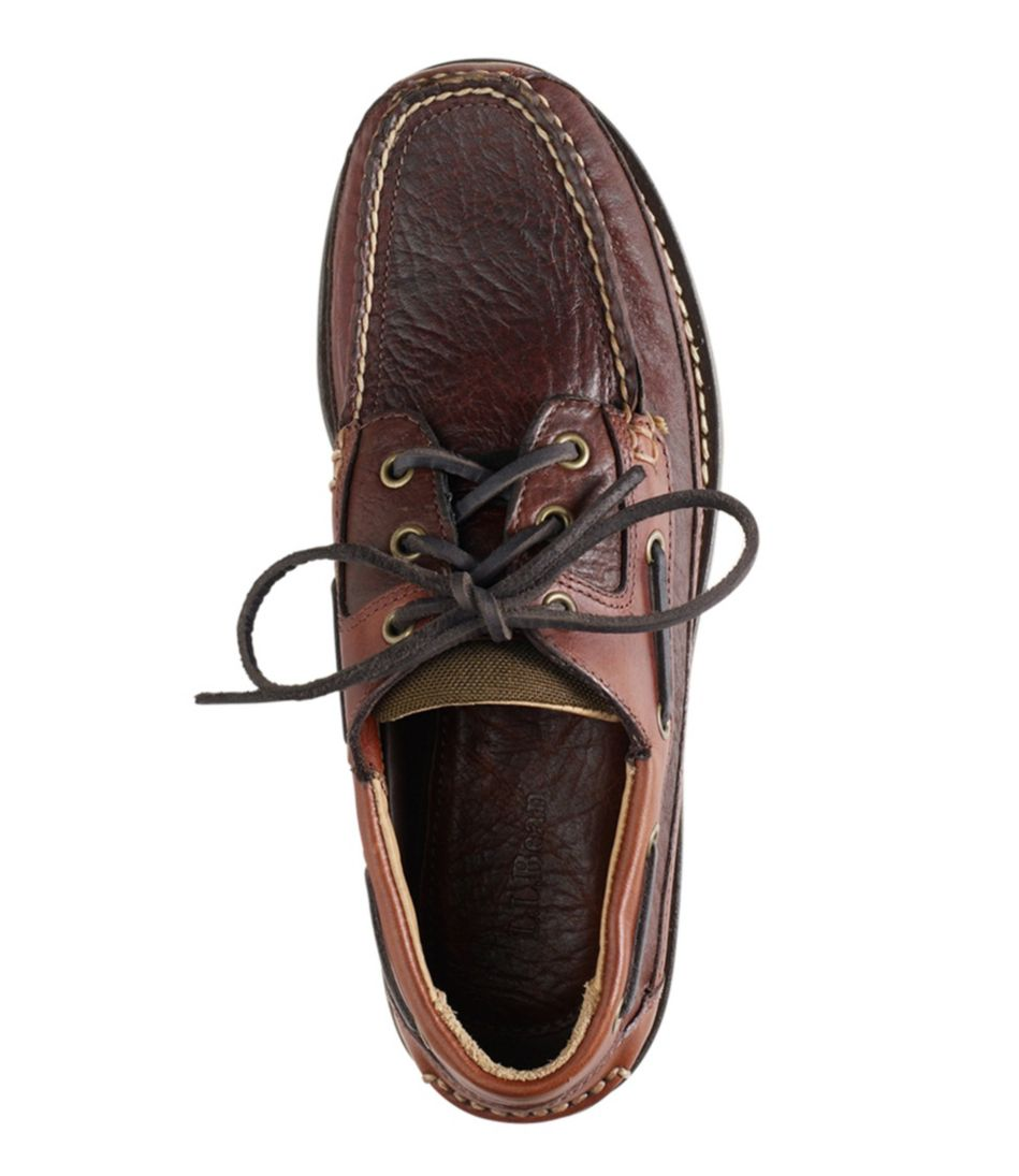 Men's Allagash Bison Handsewns, Oxford