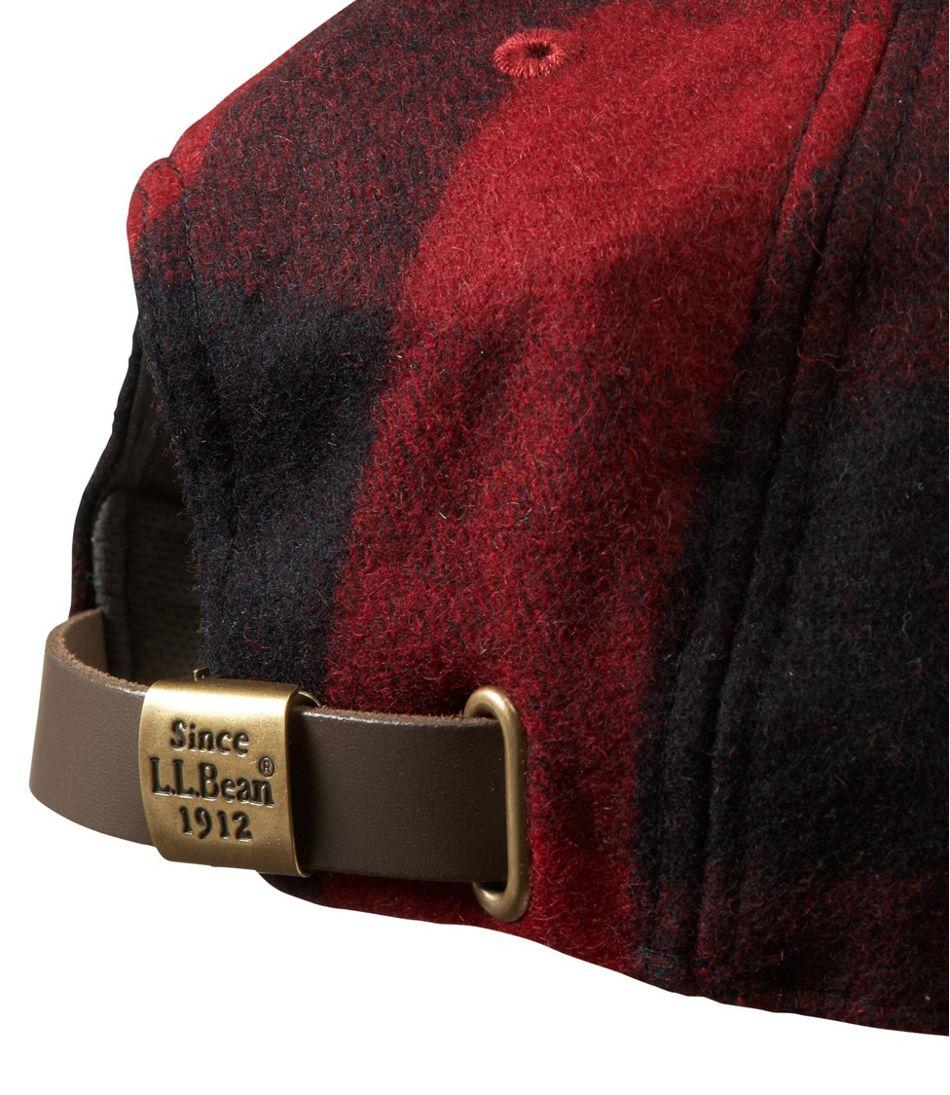 Adults' Wool-Blend Ball Cap