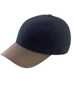 Adults' Wool-Blend Ball Cap