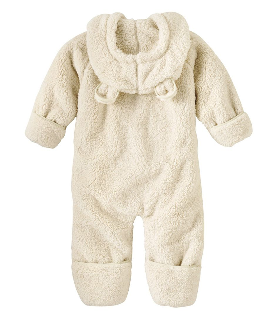Infants' Hi-Loft Fleece Coveralls