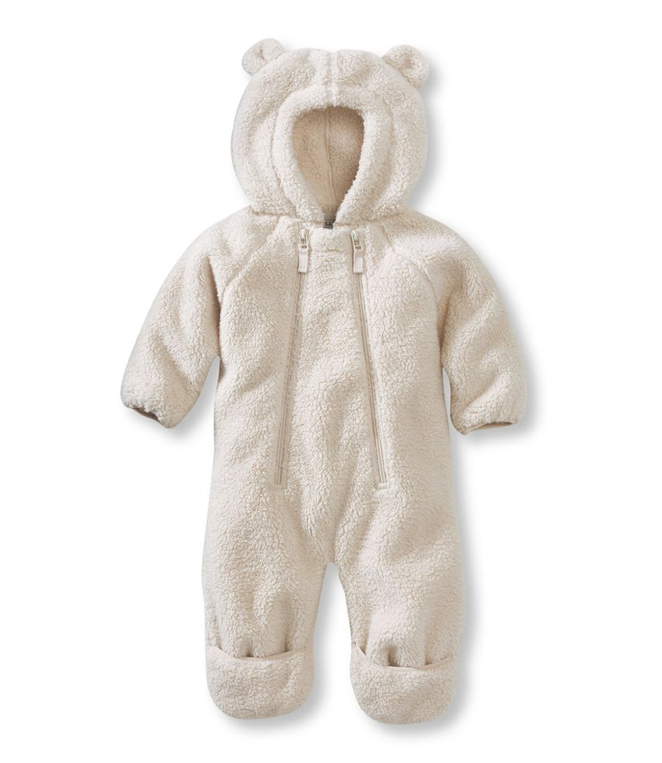 7dabed9a2 Infants  Hi-Loft Fleece Coveralls