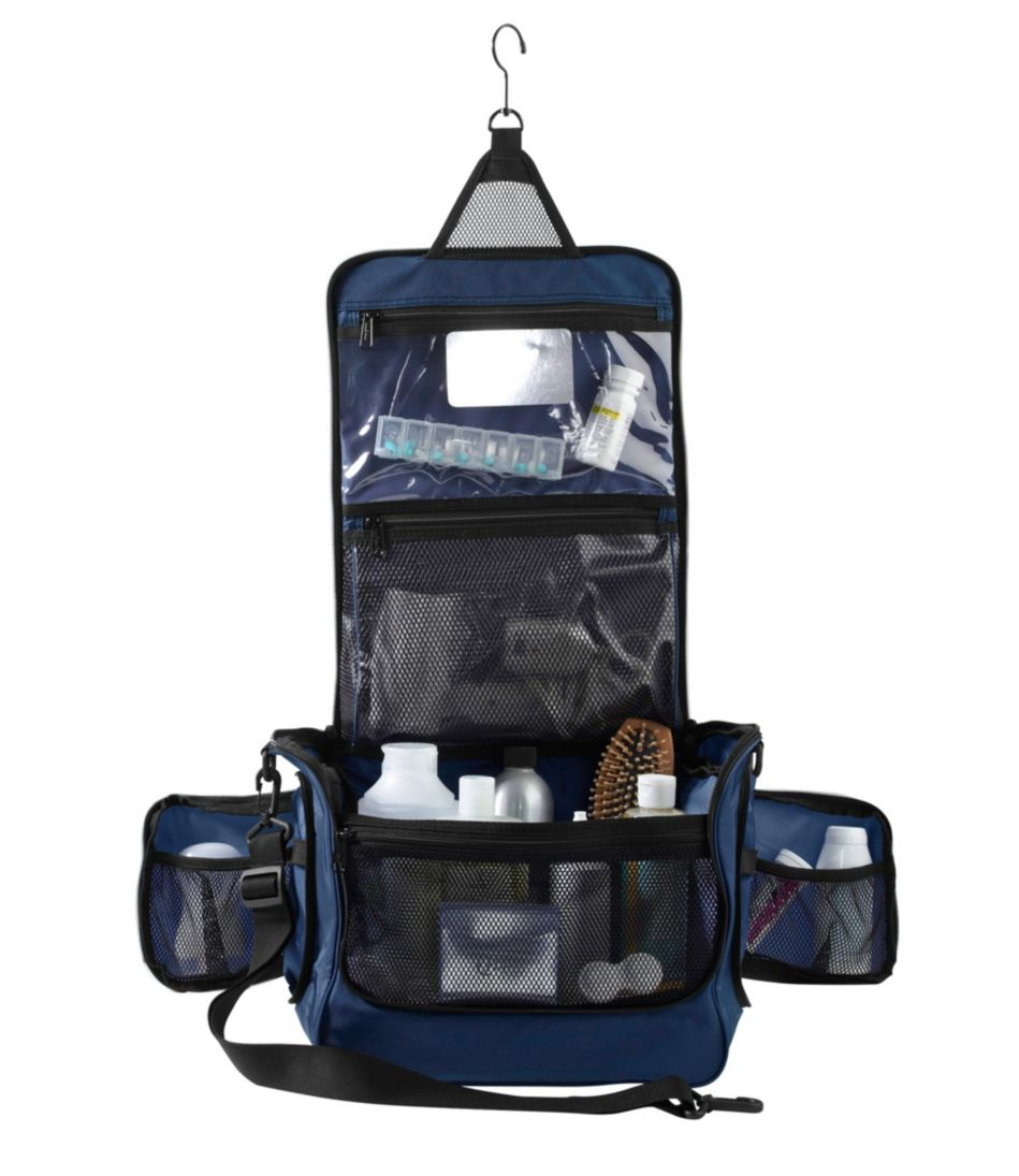 Personal Organizer Toiletry Bag, Family Size
