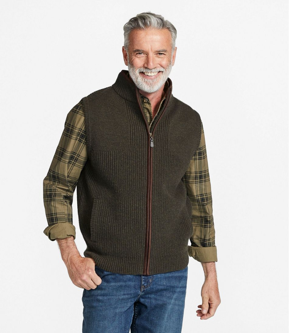 Men's Waterfowl Sweater Vest