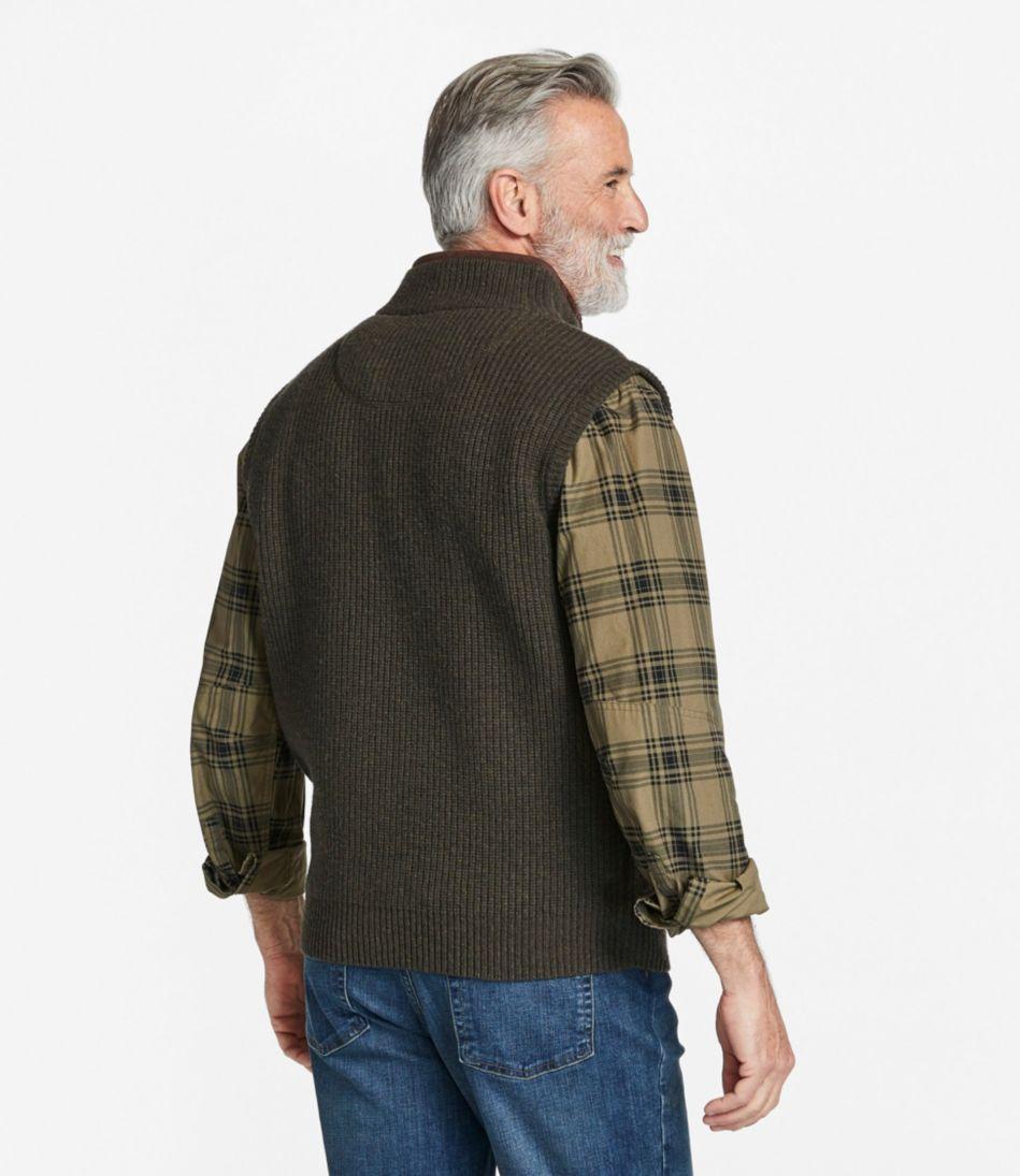 Waterfowl Sweater Vest