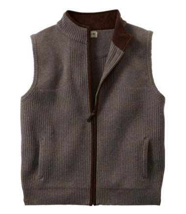 Waterfowl Sweater Vest