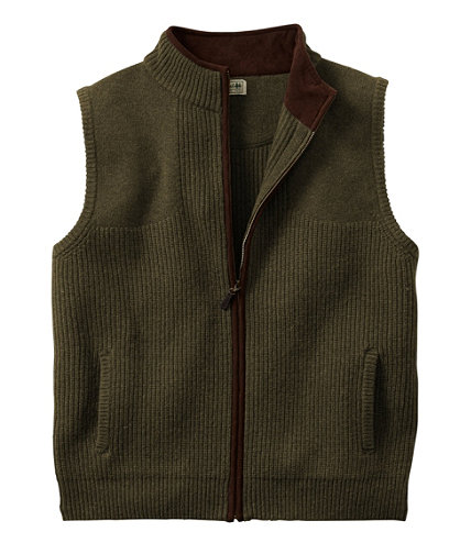Waterfowl Sweater Vest | Free Shipping at L.L.Bean.