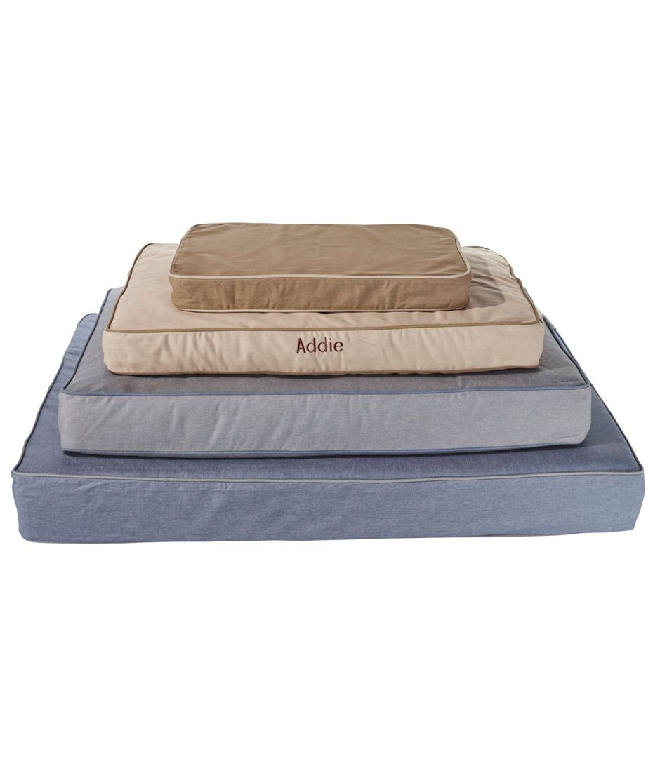 Therapeutic Dog Bed, Rectangular