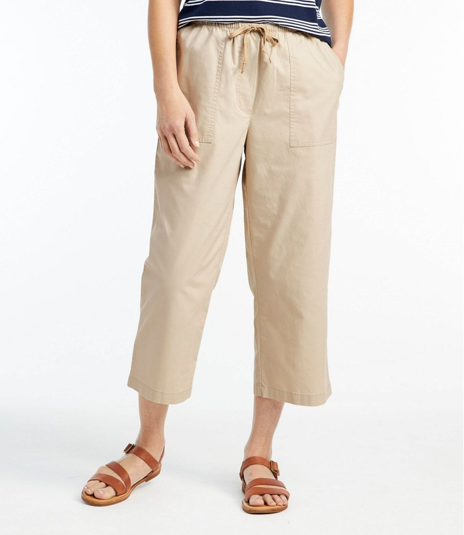 Women's Original Sunwashed Canvas Pants, Cropped