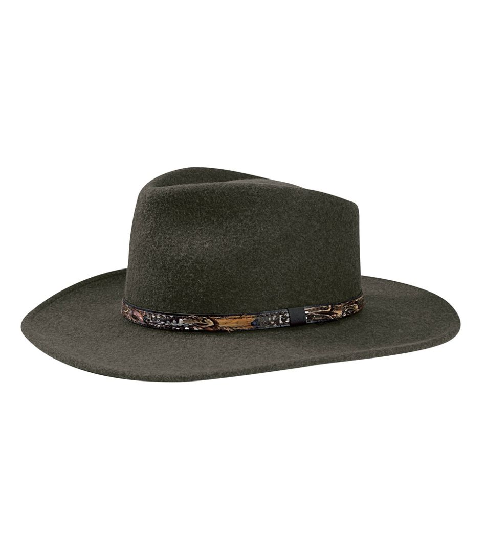 Adults' Stetson Expedition Crushable Wool Hat