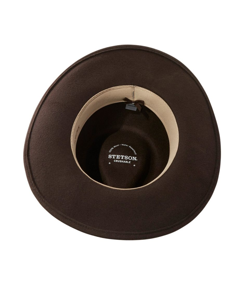 Men's Stetson Sturgis Crushable Wool Hat