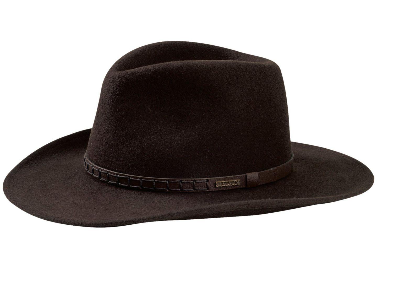 Men's Stetson Sturgis Crushable Wool Hat