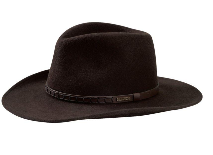 Men s Stetson Sturgis Crushable Wool Hat 5c5ee2b3d547