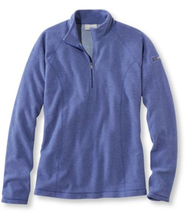 Fitness Fleece, Quarter-Zip Pullover