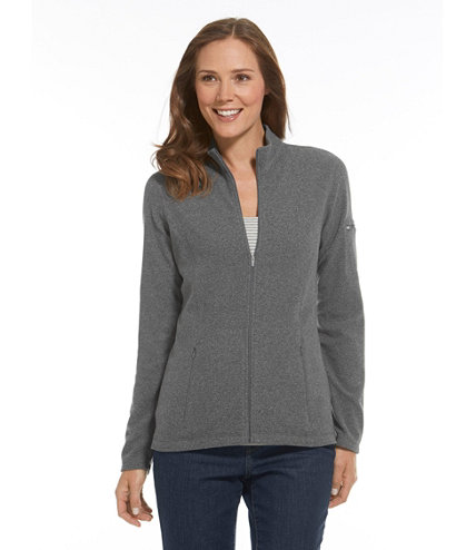 Women's Fitness Fleece, Jacket | Free Shipping at L.L.Bean.