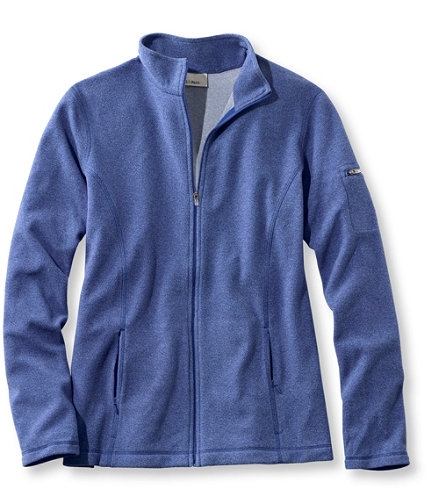 Women&39s Fitness Fleece Jacket | Free Shipping at L.L.Bean
