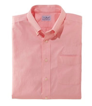 Men's Wrinkle-Free Pinpoint Oxford Shirt