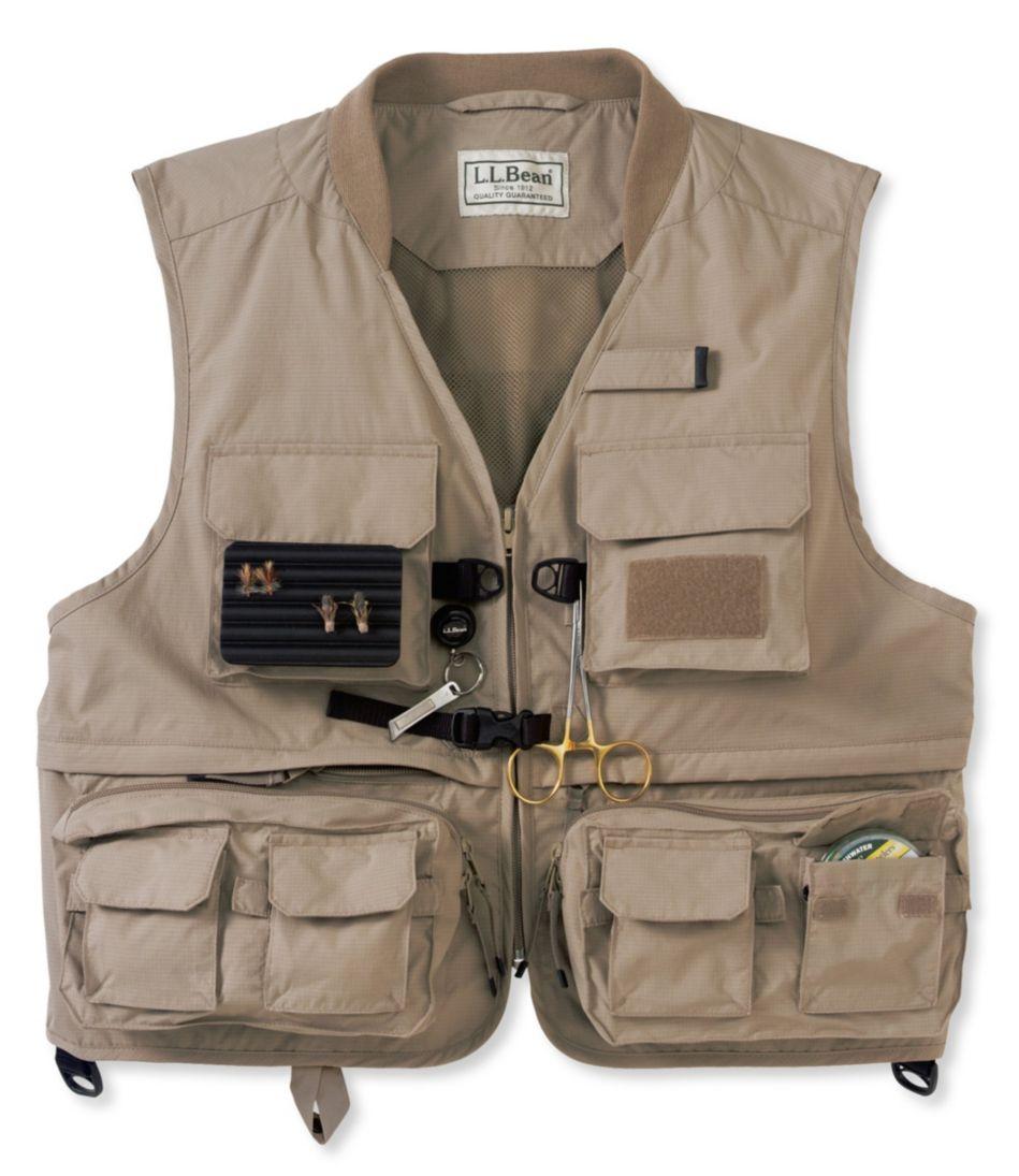 West Branch Fishing Vest