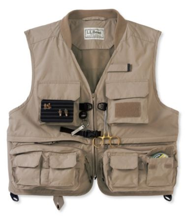 West Branch Fishing Vest