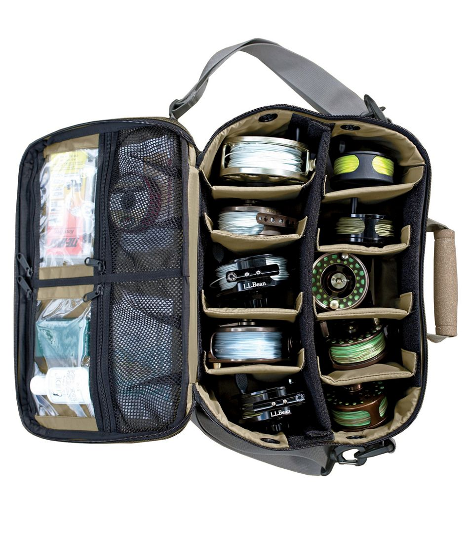 Kennebec Multi-Reel Case