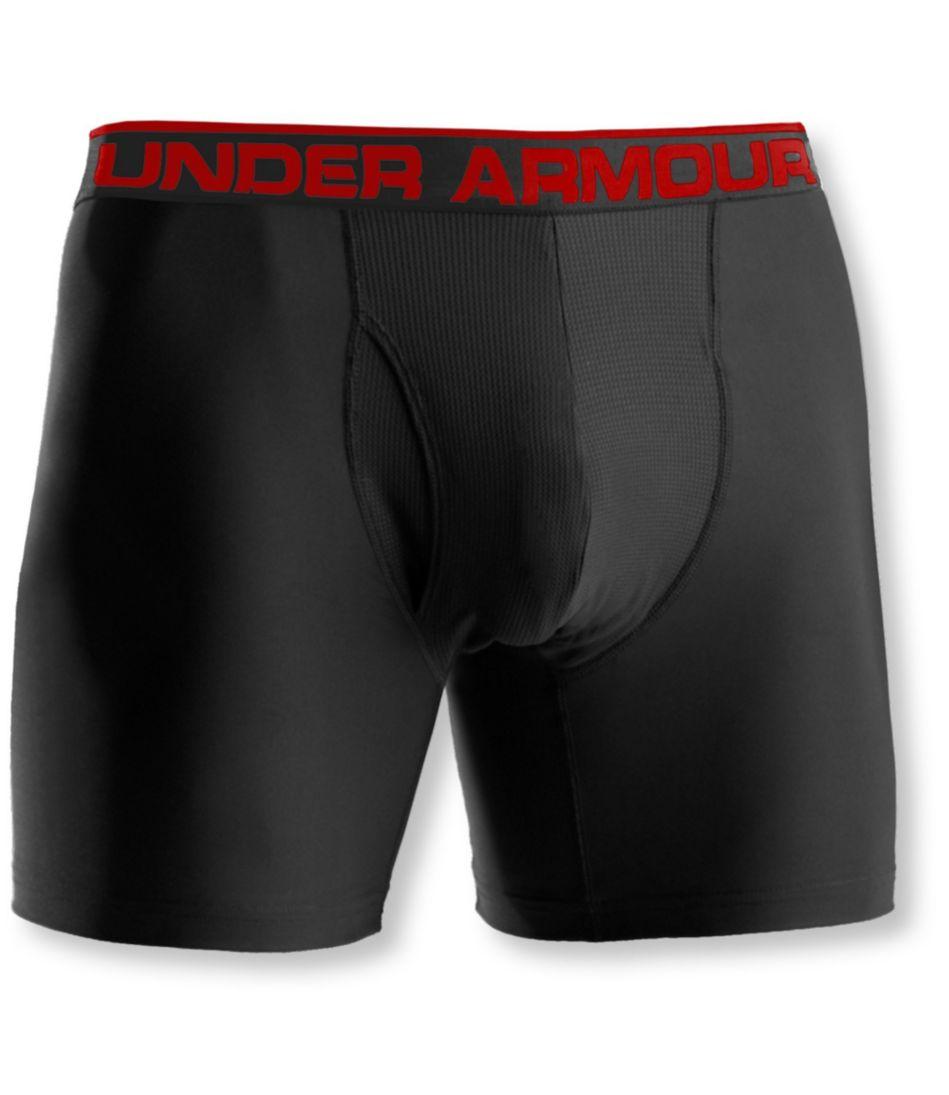 Under Armour® HeatGear Boxer Briefs