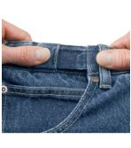 Men's Double L® Jeans, Natural Fit Hidden Comfort