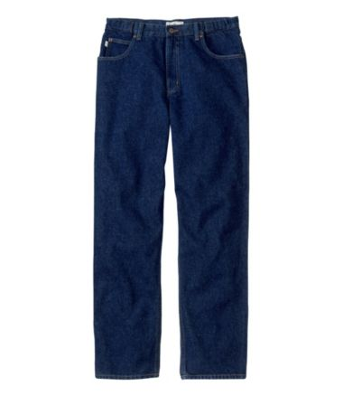 Double L® Jeans, Natural Fit Hidden Comfort