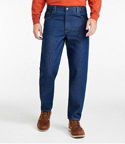 Men's Double L® Jeans, Natural Fit Hidden Comfort