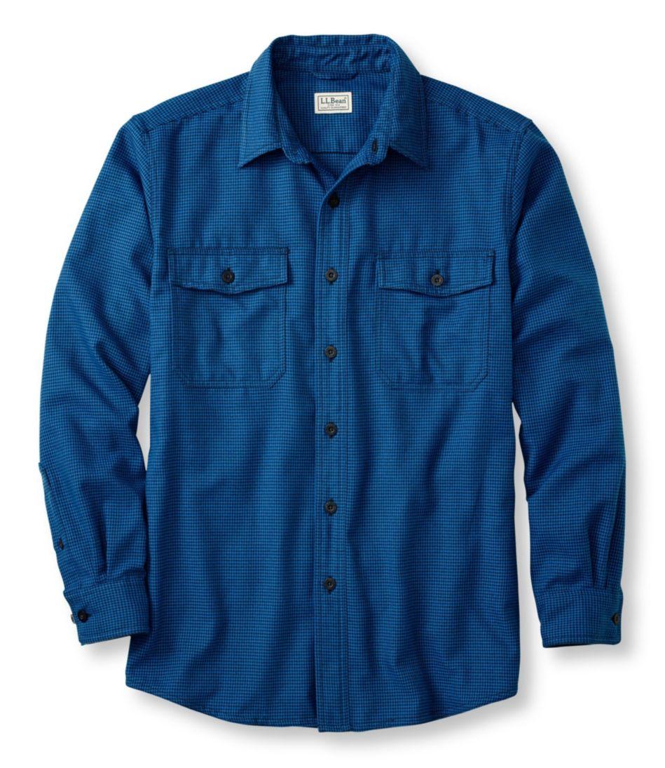 Allagash Houndstooth Shirt