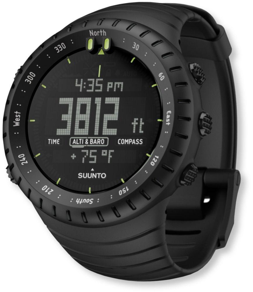 photo: Suunto Core compass watch
