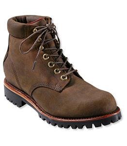 Men's Katahdin Iron Works Boots, Waterproof