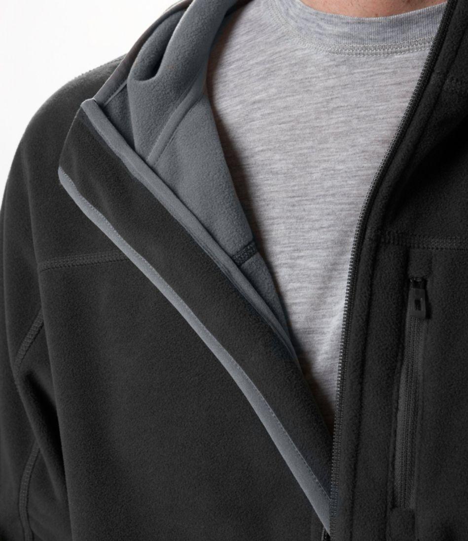 Wind Challenger Fleece, Hooded Jacket
