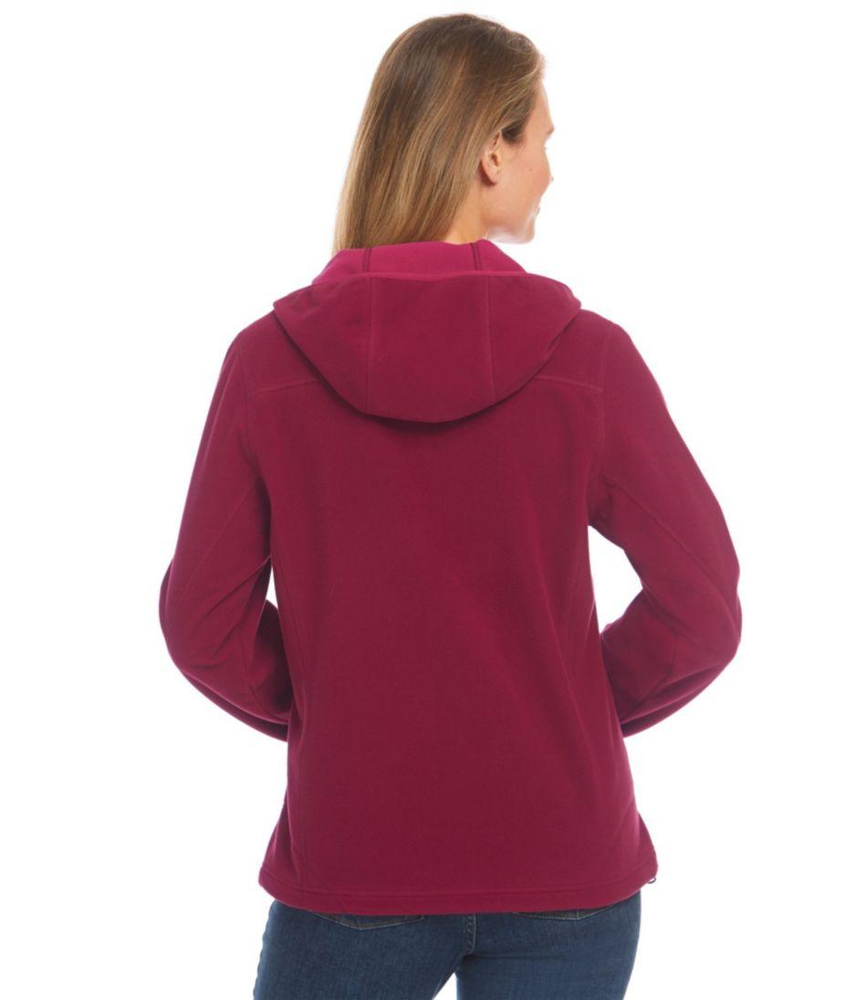 Women's Wind Challenger Fleece, Hooded Jacket