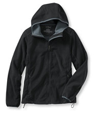 Wind Challenger Fleece, Hooded Jacket