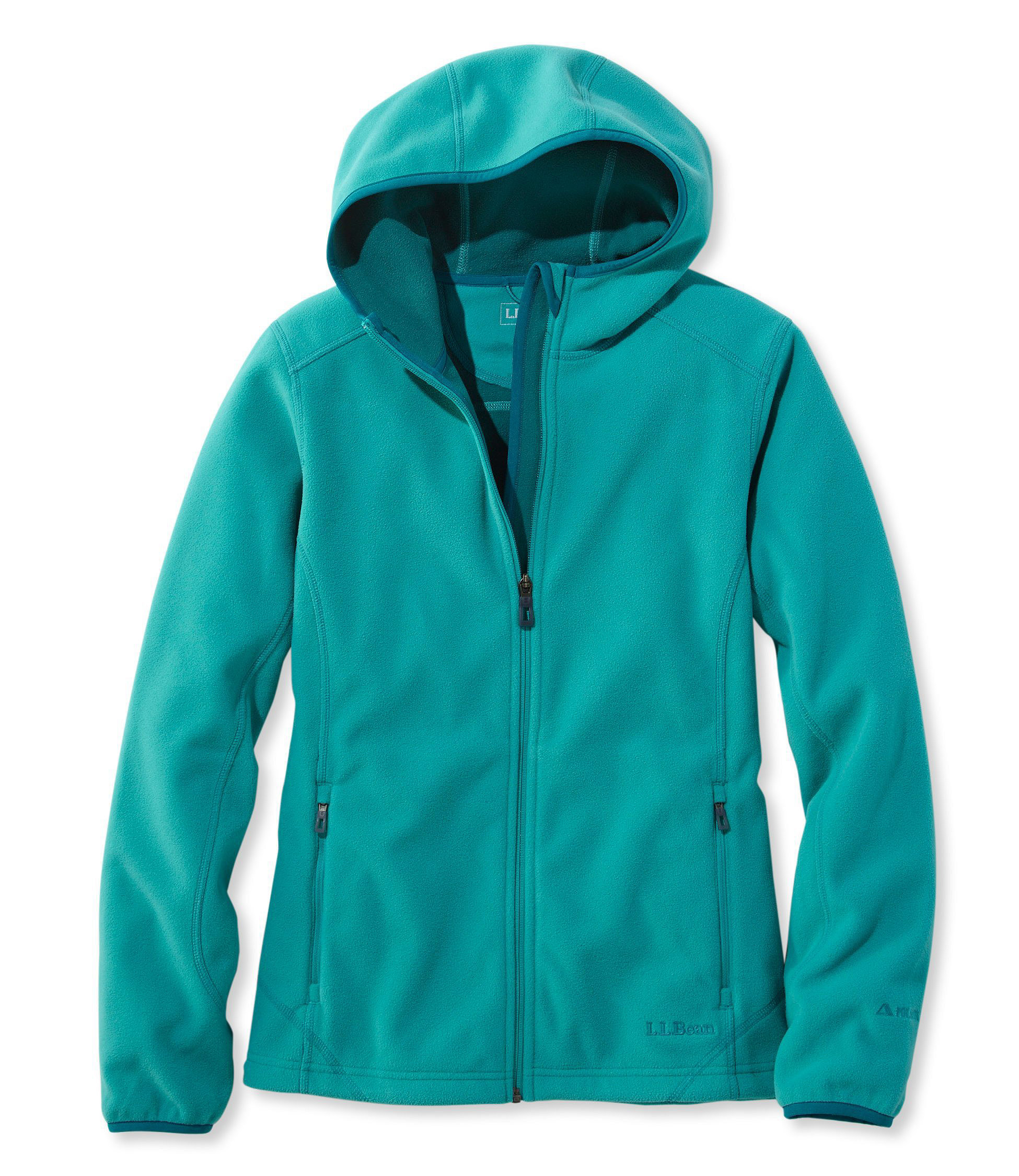 Women's Wind Challenger Fleece, Hooded Jacket | Free Shipping at ...
