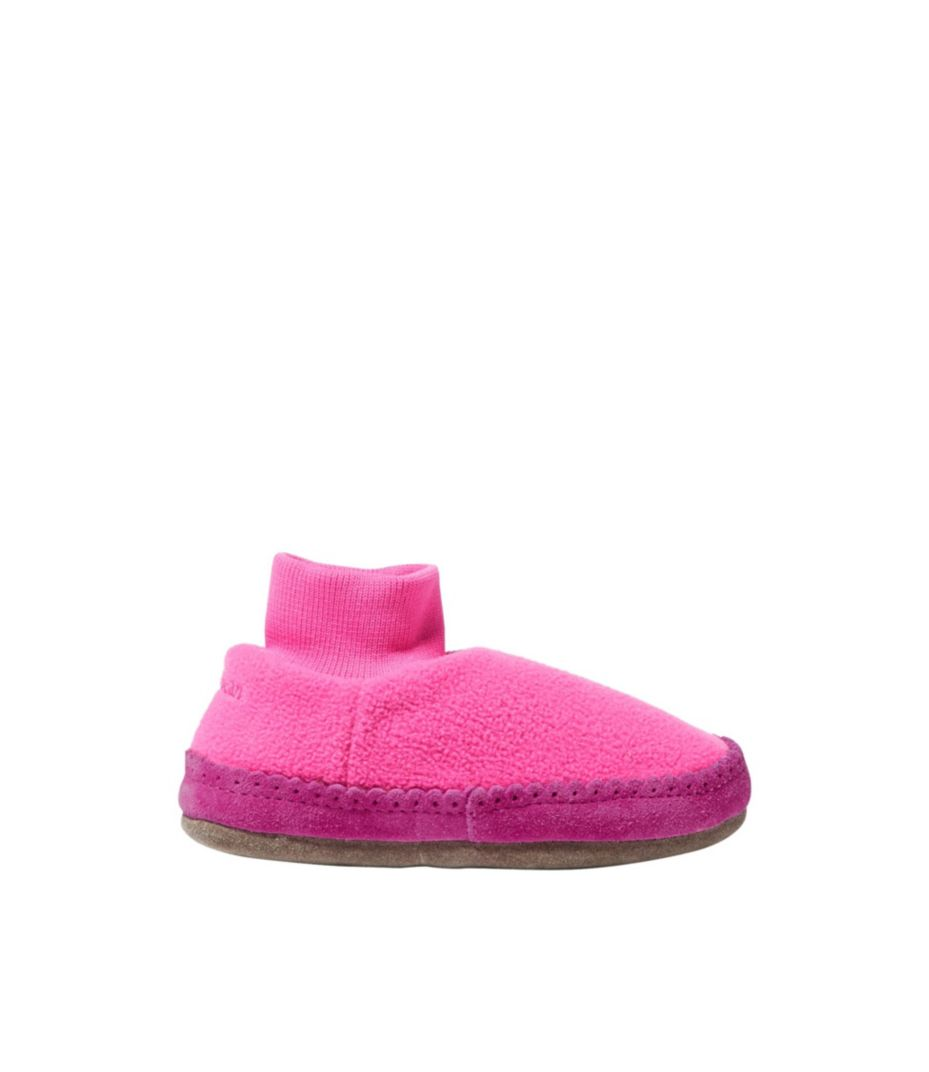 0b7586b66 Toddlers  Fleece Slippers