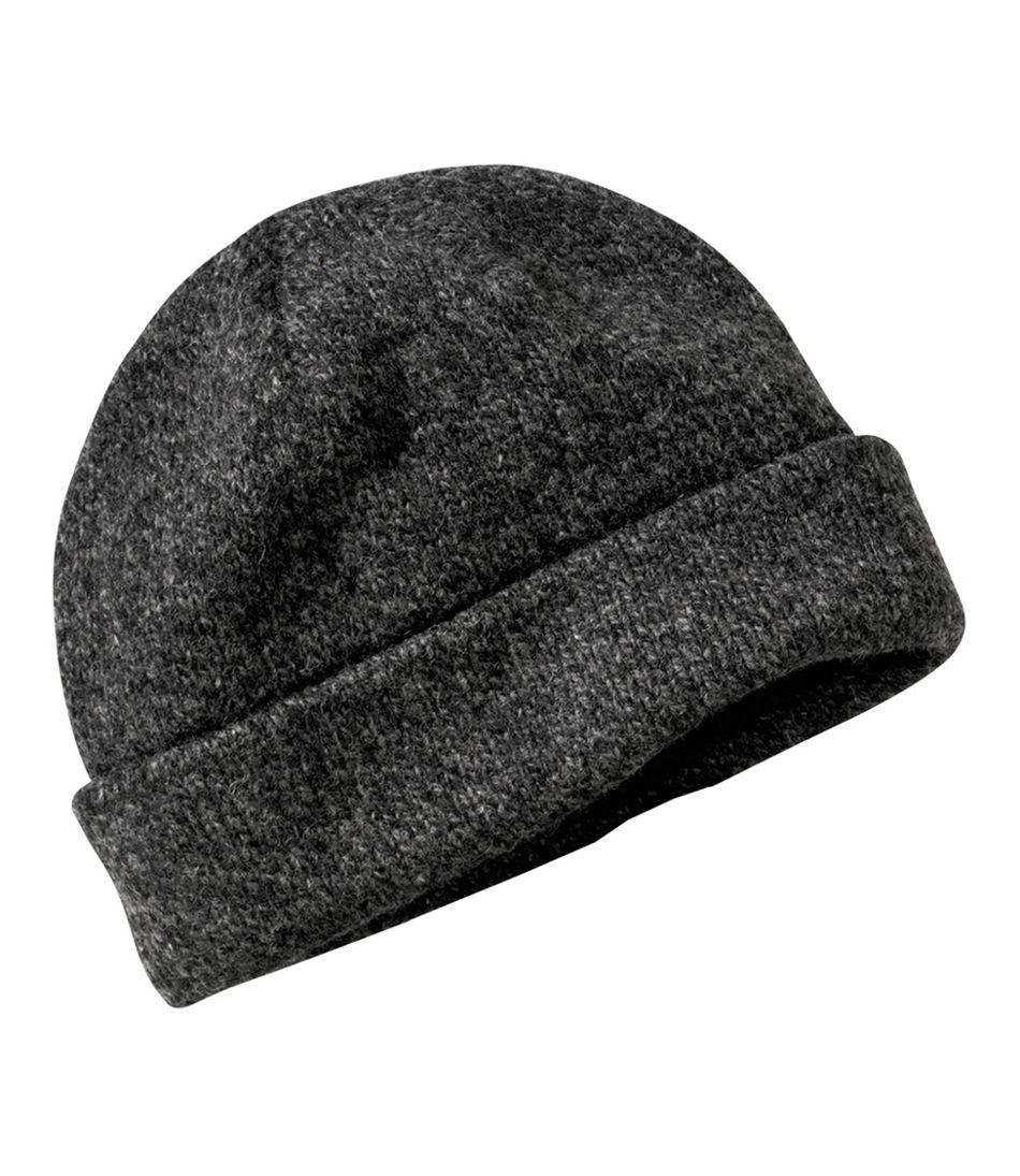 Adults Ragg Wool Hat