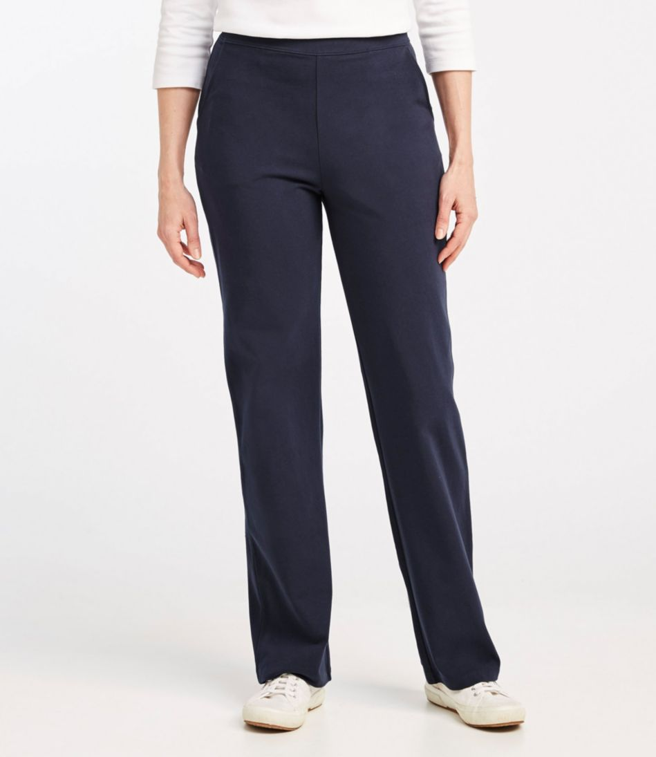 Perfect Fit Pants, Straight-Leg