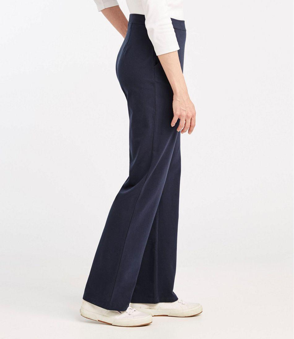 Women's Perfect Fit Pants, Straight-Leg