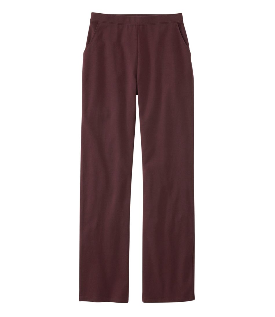 Perfect Fit Pants, Straight-Leg
