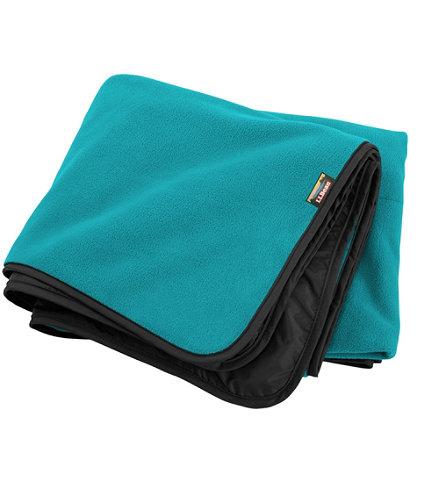 Waterproof Outdoor Blanket Beach, Zip Up Outdoor Blanket