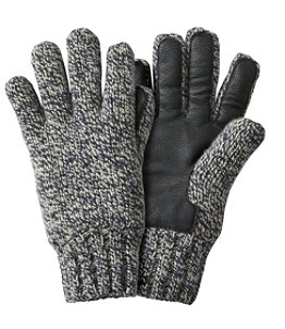 Men's Ragg Wool Gloves