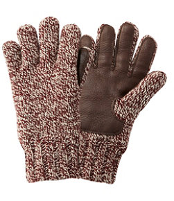 Men's Ragg Wool Gloves